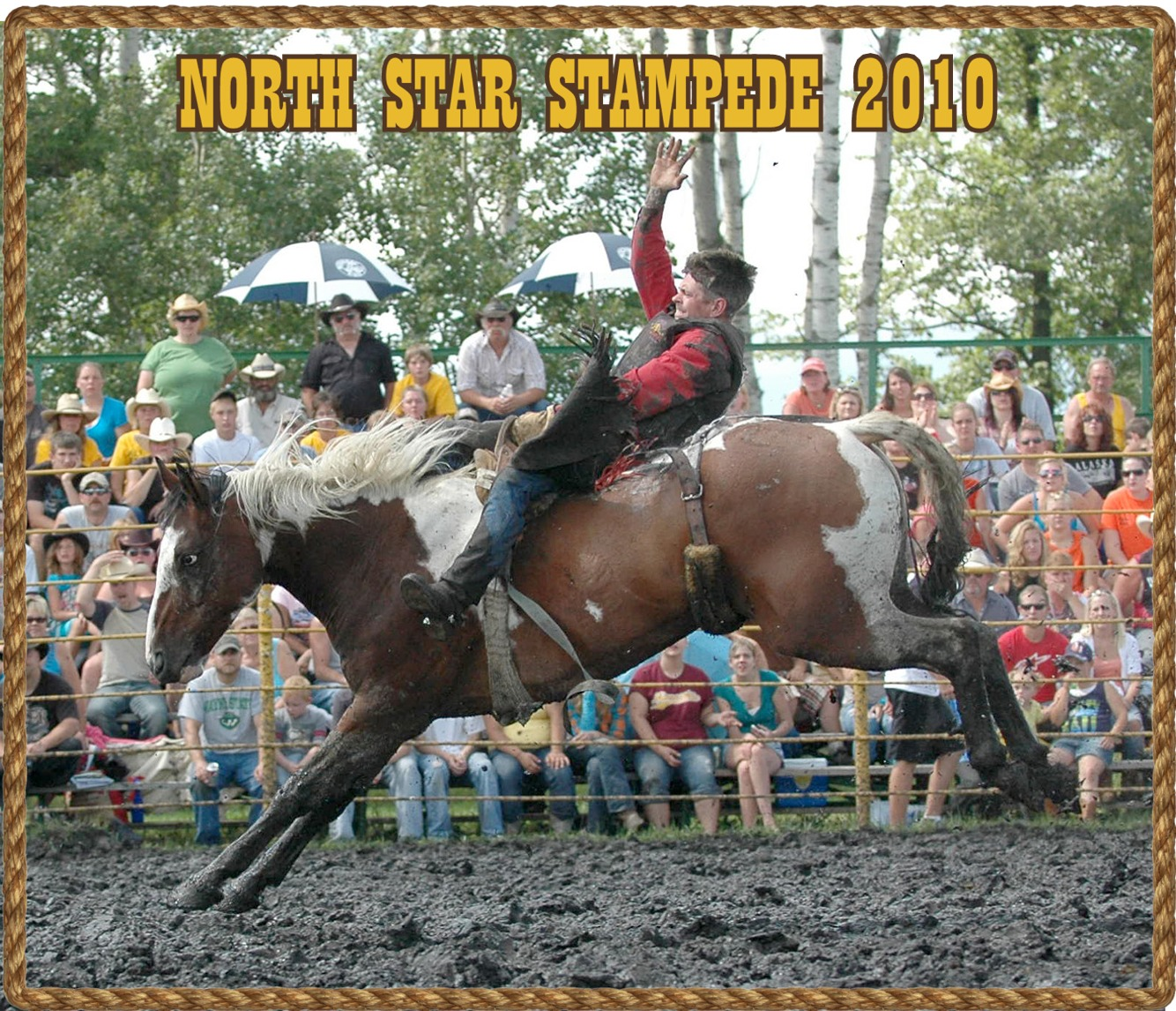 2010 North Star Stampede in Effie, MN